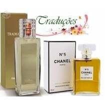 Perfume Hinode Chanel N 5 Tradução Gold 100ml- Frete Grátis