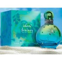 Perfume Fantasy Island 100 Ml - Original E Lacrado -