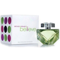 Perfume Fantasy Believe 100 Ml - Original E Lacrado -