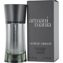 Armani Mania Homme Edt Masculino 50ml Giorgio Armani
