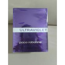 Perfume Paco Rabanne Ultraviolet Eau De Parfum Feminino 80ml