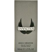 Perfume Paco Rabanne Invictus 50ml 100% Similar Lacrado