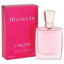 Perfume Miracle Lancôme 100ml Edp Feminino - Original