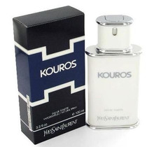 Perfume Kouros Ysl 100ml Original Lacrado