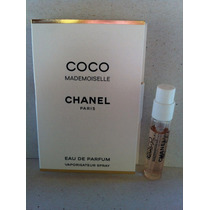 Amostra Chanel Coco Mademoiselle Eau De Parfum 2 Ml Spray