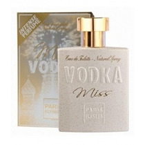 Miss Vodka - Feminino - Edt 100 Ml - Paris Elysees