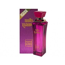 Nuits Mauves - Feminino - Edt 100 Ml - Paris Elysees