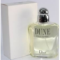 Perfume Dune Pour Homme Dior For Man 100ml Edt - Original