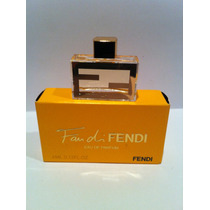 Miniatura Fan Di Fendi Eau De Parfum 4 Ml
