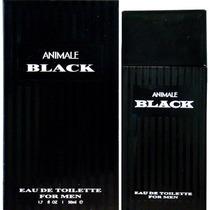 Perfume Masculino Animale Black For Men Edt - 100ml Original