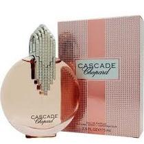 Perfume Cascade Chopard For Women 75ml Edp - Original