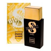 Perfume Billion $ For Men Paris Elysees 100ml - *diamond*