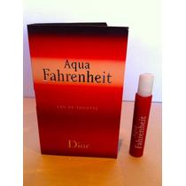 Amostra Dior Aqua Fahrenheit Eau De Toilette 1 Ml Spray