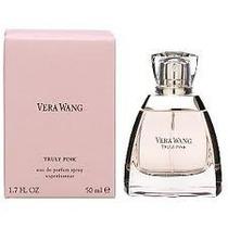 Perfume Truly Pink Vera Wang For Women Edp 50ml - Original