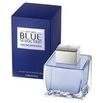 Perfume Blue Seduction Men 100ml Antonio Banderas Original