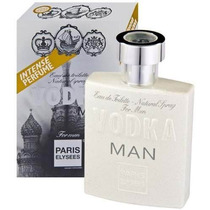 Perfume Paris Elysees Vodka Man 100ml - * Diamond *