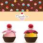 Lacqua Di Fiori Cupcake Me 100 Ml Perfume Colônia Feminina