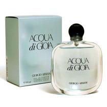 Perfume Acqua De Gioia Giorgio Armani Eau Parfum Fem. 100ml
