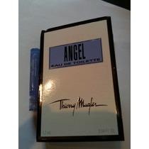 Angel Thierry Mugler Edt Amostra Original Mini 1.2ml