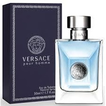Perfume Versace Pour Homme 100 Ml - Original E Lacrado -