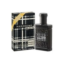 Handsome Black - Edt 100 Ml - Paris Elysees
