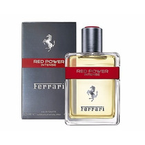 Perfume Ferrari Red Power Intense Edt Masculino 125ml #3443