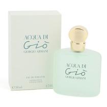 Perfume Acqua Di Gio Armani 50ml Edt Feminino Original