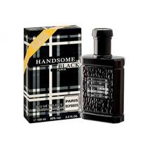 Perfume Importado Masculino Paris Elysees Handsome Black