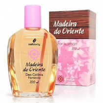 Perfume Madeira Do Oriente Doe Colonia Feminina