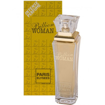 Perfume Importado Billion Woman 100ml Original Paris Elysees