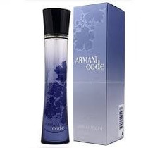 Perfume Armani Code Feminino 75ml Edp 100% Original