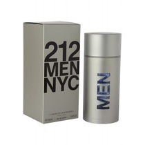 Perfume 212 Men Nyc By Carolina Herrera 100ml Edt
