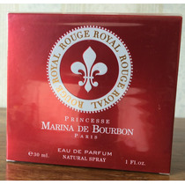 Perfume Rouge Royal Marina De Bourbon 30ml
