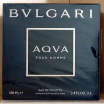 Perfume Bvlgari Aqva Pour Homme Edt 100 Ml Masculino