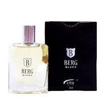 Perfume Berg Black Fragrância Idêntica Ao Ferrari Black 50ml