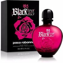 Black Xs Feminino 80ml - Paco Rabanne