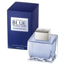 Perfume Blue Seduction Masculino 100ml - Antonio Bandeiras