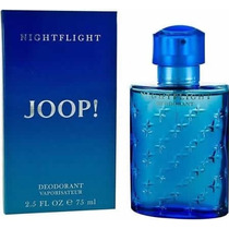 Perfume Nightflight Joop! Edt 125ml 100% Original Tester