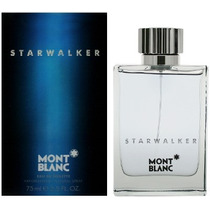 Perfume Starwalker Masc 75ml Eau De Toilette/com Nota Fiscal