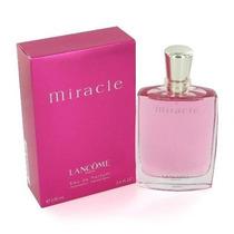 Perfume Miracle Lancôme Edp 100ml Feminino Frete Grátis.