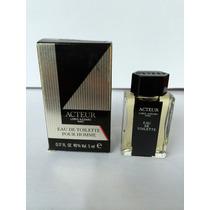 Miniatura Perfume Azzaro Acteur Eau De Toilette 5 Ml