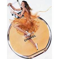 Chanel Chance Pour Femme Feminino Edp Perfume 100 Ml