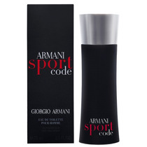 Perfume Giorgio Armani Eau Toillete Armani Sport Code 125ml