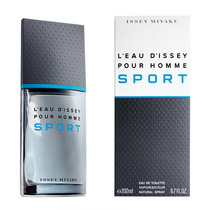 Issey Miyake Leau Dissey Pour Homme Sport Edt 200ml