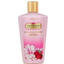 Strawberries & Champagne Body Lotion 250ml Victoria