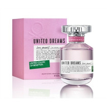Perfume United Dreams Love Yourself Feminino 80ml Edt