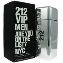 Perfume 212 Vip Men 100ml Original C/selo Adipec+notafiscal
