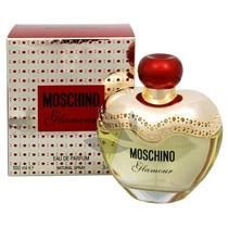 Moschino Glamour Eau De Parfum 100ml Original Lacrado