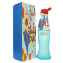 Moschino I Love Love Feminino Eau De Toilette 100ml