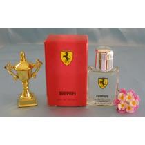 Miniatura Perfume Frete Gratis Ferrari Eau Toilette 5ml